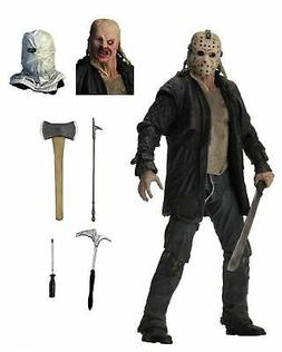 "Friday the 13th - 7"" Scale Action Figure - Ultimate Jason"