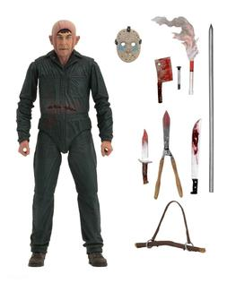 "Friday the 13th - 7"" Scale Action Figure - Ultimate Part 5"