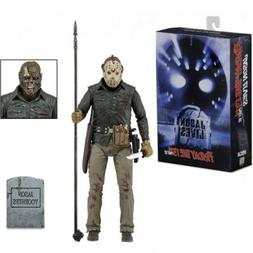 """Friday the 13th - 7"""" Scale Action Figure - Ultimate Part 6"""