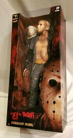 """NECA FRIDAY THE 13TH Jason Voorhees 18"""" Inch Action Figure 2"""