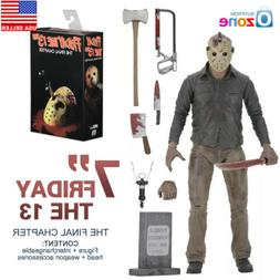 """Friday The 13th Part 4 The Final Chapter Jason Voorhees 7"""" A"""