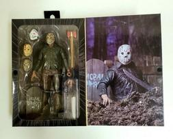 """Friday the 13th Part V  DREAM SEQUENCE JASON 7"""" Ultimate Act"""