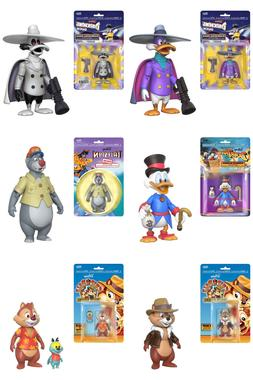Funko Action Figure: Disney Afternoon 1pc Individual Collect