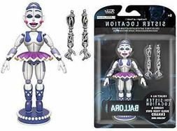Funko Five Nights at Freddy's Ballora Articulated Action Fig
