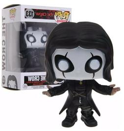 Funko - POP Movies Horror Vinyl Figure The Crow Eric Draven