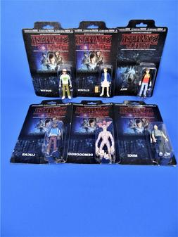 Funko STRANGER THINGS Set of 6 Action Figures Will Mike Elev