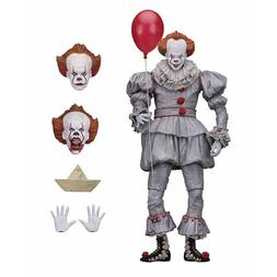 20cm <font><b>NECA</b></font> Stephen King's It Pennywise J