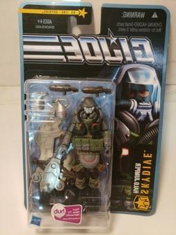 G.I. Joe 2010 Pursuit Of Cobra NO. 1106 - SKYDIVE Halo Jumpe