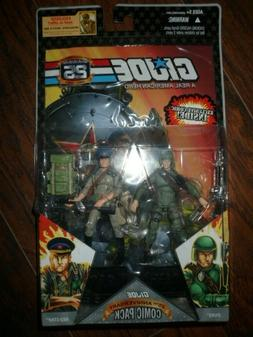 "G.I. JOE Hasbro 25th Anniversary 3 3/4"" Wave 4 Action Figure"