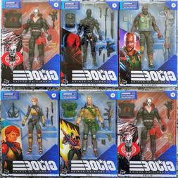 G.I. Joe Classified Series 6-Inch Action Figures SNAKE EYES