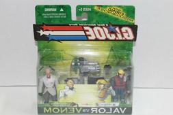 Hasbro G.I. Joe Hi-Tech vs Dr. Mindbender 3 3/4 inch Figures