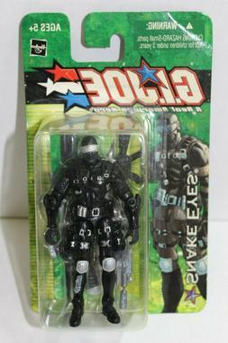 Hasbro G.I. Joe Snake Eyes 3 3/4 inch Figure