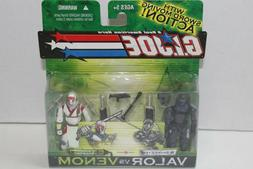 Hasbro G.I. Joe Snake Eyes vs. Storm Shadow 3 3/4 inch Figur