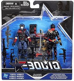 G.I. Joe, 50th Anniversary, Sinister Allies Action Figure Se