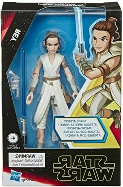 Star Wars Galaxy of Adventures Rey 5-Inch-Scale Action Figur