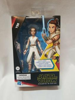 galaxy of adventures rey 5 inch scale