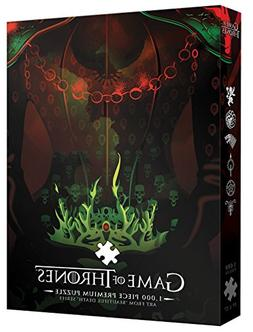 USAopoly GAME OF THRONE PREMIUM PUZZLE: Long May She Reign 1