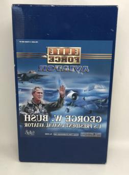 George W. Bush Elite Force Aviator Action Figure US Presiden