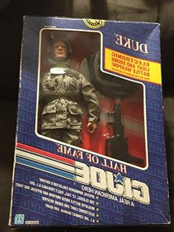 GI Joe Hall Of Fame Duke 12 Inch Electronic Action Figure