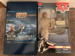 GI Joe & Elite Forces Collection Of JFK & GW Bush 1/6 Figure