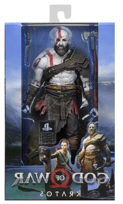NECA God of War 2018 7″ Scale Kratos Action Figure NEW