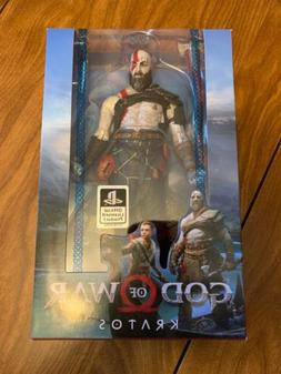 "NECA God of War KRATOS 7"" Scale Action Figure  PS4"