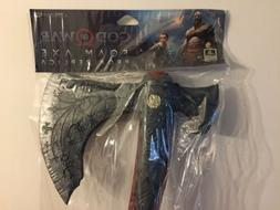 God Of War Kratos Leviathan Axe Foam Prop Replica Cosplay -