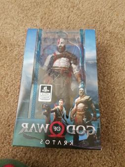 NECA God of War PS4 KRATOS official licensed Playstation 201
