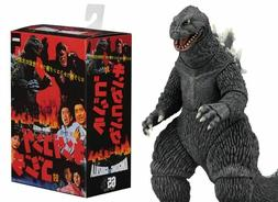"Godzilla - 12"" Head-to-Tail Action Figure – Godzilla  - NE"