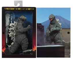 NECA Godzilla 12″ Head to Tail King Kong vs. Godzilla 1962