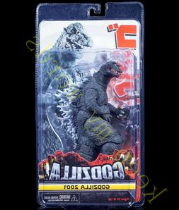 "NECA Monster King Godzilla 2001 PVC 6"" Action Figure Play to"