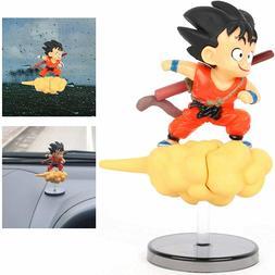 Dragon Ball Z Goku Car Dashboard Decoration Flying Action Fi