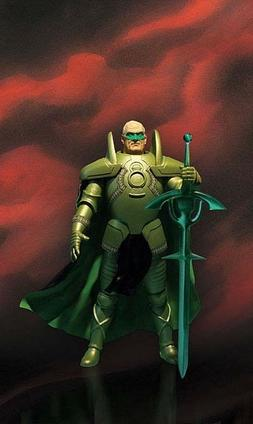 Green Lantern Kingdom Come Action Figure DC Direct
