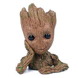 happy_eshop Groot Action Figures Guardians of The Galaxy Flo