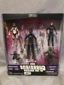 MARVEL LEGENDS GUARDIANS OF THE GALAXY SET TOYS R US EXCLUSI