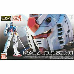 Gundam 1/100 MG RX-78-2 Ver. 3.0 Gundam Model Kit USA Seller
