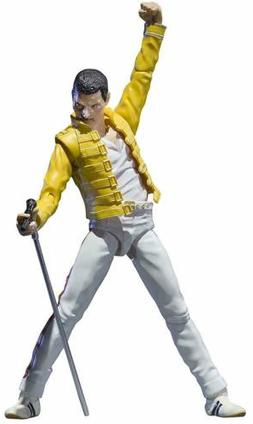 Bandai S.H. Figuarts Freddie Mercury IN STOCK USA