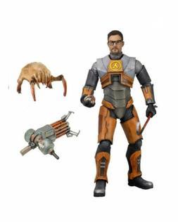 "NECA - Half-Life 2 - 7"" Scale Action Figure - Dr. Gordon Fre"