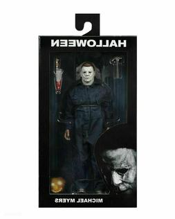 halloween 2018 8 clothed action figure michael