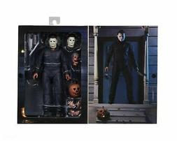 "Halloween  7"" Scale Action Figure-Ultimate Michael Myers-NEC"