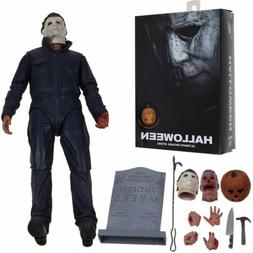 "NECA - Halloween  - 7"" Scale Action Figure - Ultimate Michae"