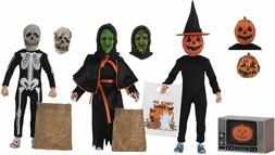 Halloween 3 Season of the Witch 8-Inch Scale Cloth Action Fi