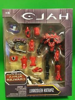 Mattel Halo 6 inch Action Figure Spartan Helioskrill