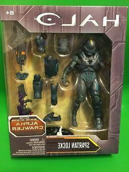 halo 6 inch action figure spartan locke