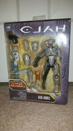 Halo Alpha Crawler Series Linda-058 Action Figure Mattel 6 i