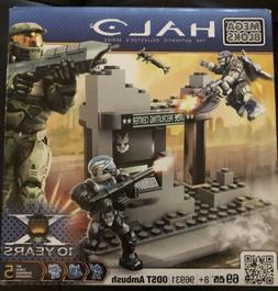 Mega Bloks Halo ODST Ambush Set #96931