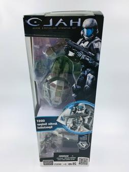 Mega Bloks Halo ODST Arctic Sniper Specialist Action Figure