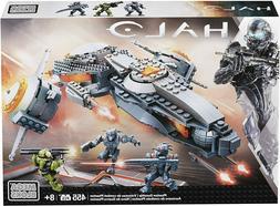 Mega Bloks HALO - Phaeton Gunship Building Set #CNG67 - NEW