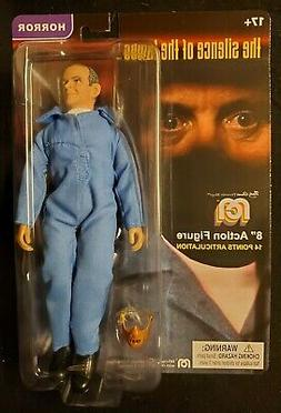 "HANNIBAL LECTER - Classic 8"" MEGO Action Figure / SILENCE OF"