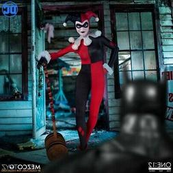 HARLEY QUINN DELUXE EDITON - Mezco One:12 Collective IN STOC